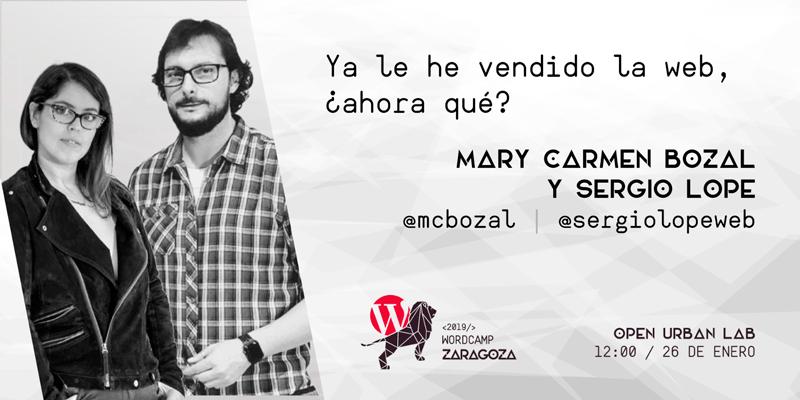 WordCamp Zaragoza - Sergio Lope